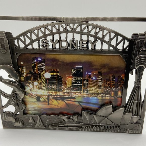 Sydney Themed Photo Frame